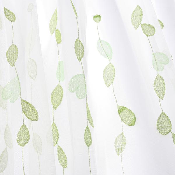 퓨어 나뭇잎사이로 암막효과커튼 (2colors)