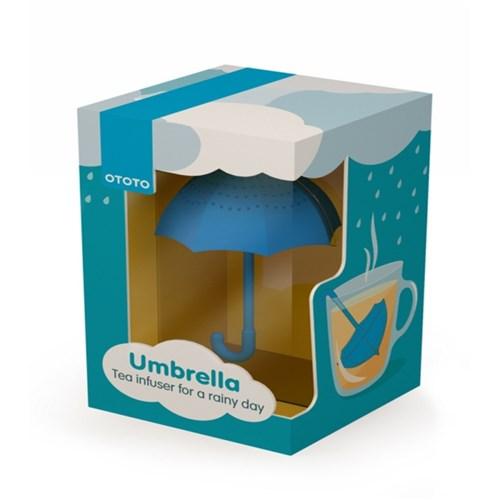 [OTOTO] Umbrella 파란우산 티 인퓨저