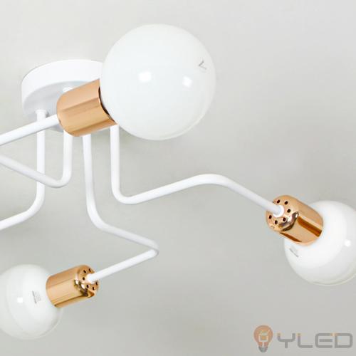 [LED방등] LED 메트로4등 직부