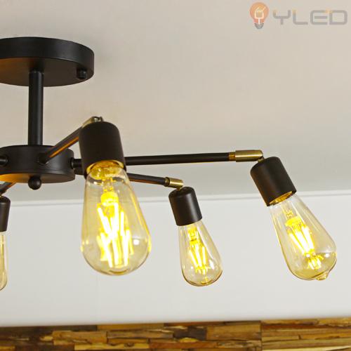 [LED거실등] LED 토네이도6등 직부