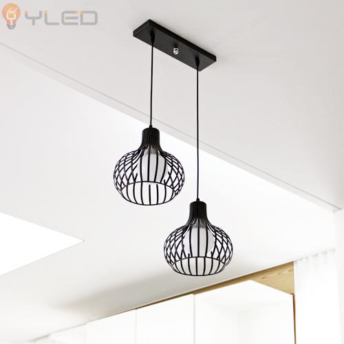 [LED식탁등] LED 보니2등 P/D