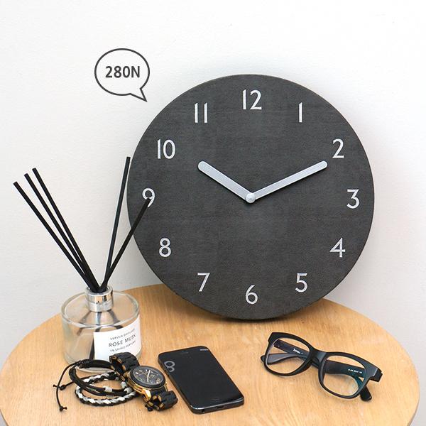 샌드위치 시계 레트로 레더 BIG-280