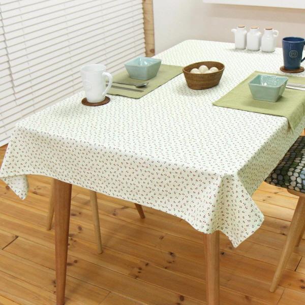 하트플라워 면식탁보