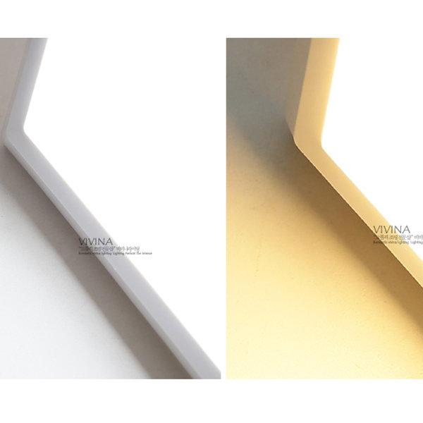 히포LED 4인치/6인치 사각매입등(15W)/LED매입등