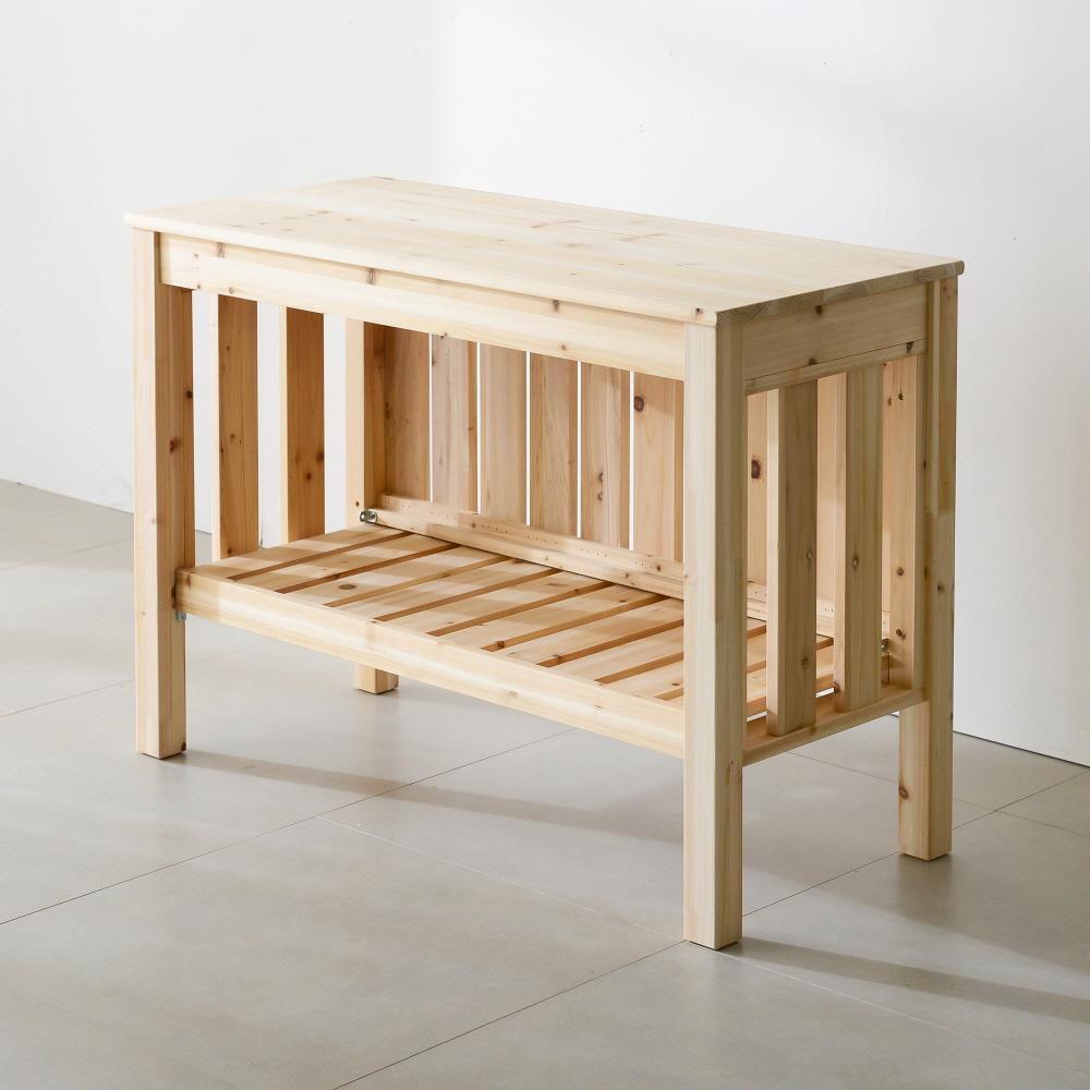 이사벨W450-C 아일랜드 주방 렌지대 테이블 다용도 홈바