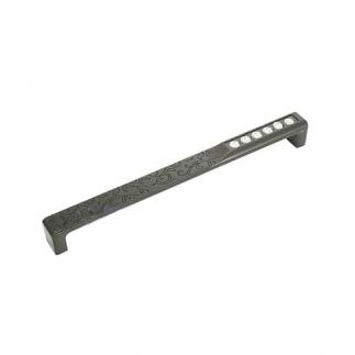 [P]실비아 가구손잡이(224mm-블랙)