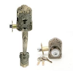 샤시문손잡이 A-210 One key