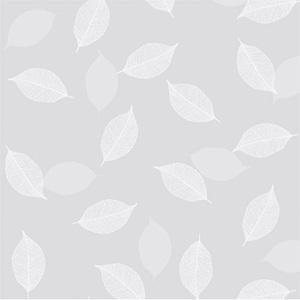 글라스시트 나뭇잎 화이트그레이(HPG-31823)