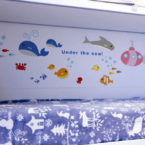 [itstics-Pongca] under the sea!