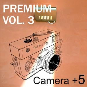 스케치 스타일 프리미엄 셋트3 (카메라 5종)