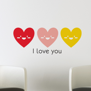 [itstics-MJ] 스마일세트-I love you