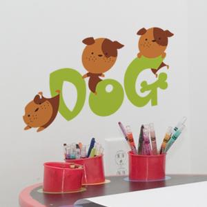 [itstics-Artline] zoo-dog