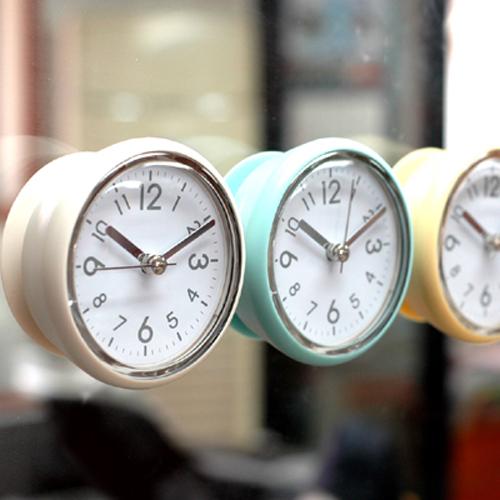 [무료배송/최저가] 욕실방수시계(3color)
