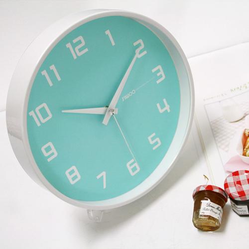 러블리벽시계(블루)