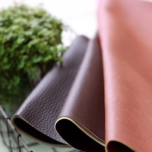 Vintage Leather가죽원단[브라운#3]3063