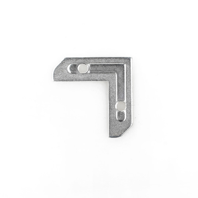 연결쇠 ㄱ평철 - 4개