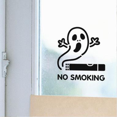 상상날개 - NO SMOKING
