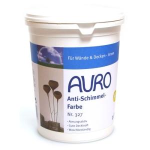AURO 곰팡이방지 항균성페인트 백색(no.327)