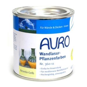 AURO 식물성 파스텔 바니쉬(no.360)