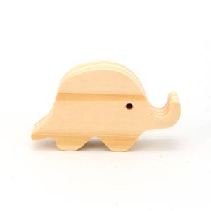 원목 코끼리 가구손잡이