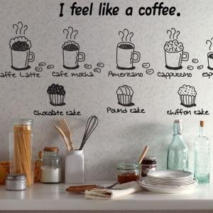 I feel like a coffee