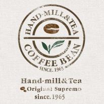 스텐실 도안_Hand-mill&tea