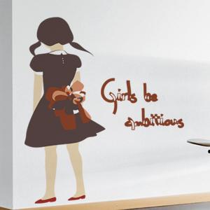 [itstics-G] girls be ambitious