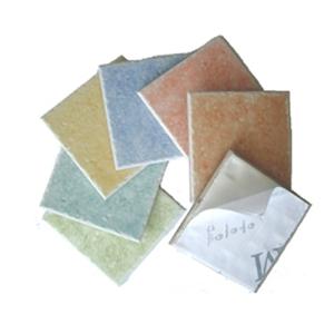 접착식 색상타일 (IMOKP) 6 color
