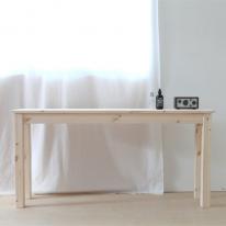 베란다용좁은테이블(무도색/DIY)