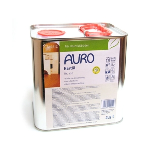 AURO 용제용 하드오일(no.126)