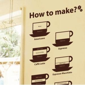 무쉬 커피 다이어그램