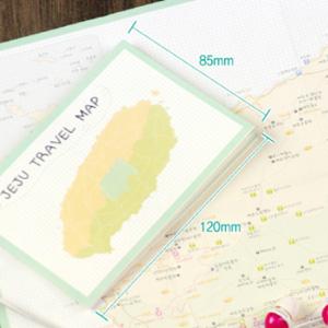Jeju Travel Pocket Map - 더하기 제주지도