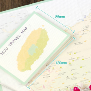 Jeju Travel Pocket Map - 더하기 제주지도