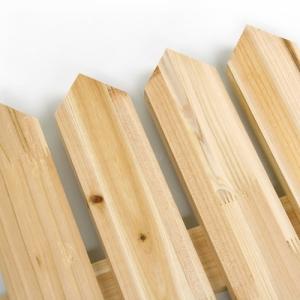 삼나무 울타리패널-삼각형 18T