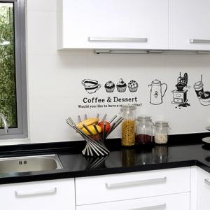 커피와 디저트