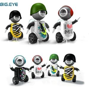 오카 빅 아이[BIG.EYE] 자동 칫솔홀더 1P_Robot series_