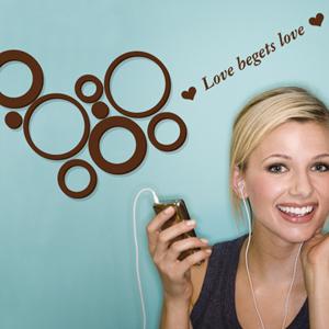입체스티커-사랑은사랑을-DIY
