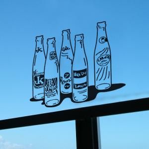 무쉬 Vintage Bottles