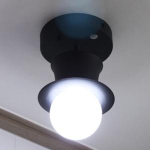 코코1등 센서등 (블랙)