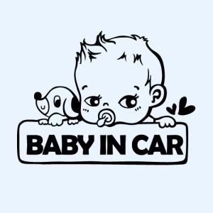 아기 자동차C