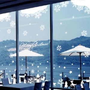 눈이 내리는 날(쇼윈도우 꾸미기) Ver 02_대형(大)