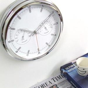 타임온습도벽시계
