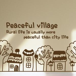 평화로운 마을 4