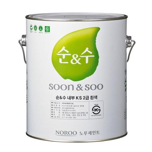 순환경 노루페인트 순앤수 4L