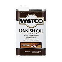 [와코] WATCO 대니쉬 오일