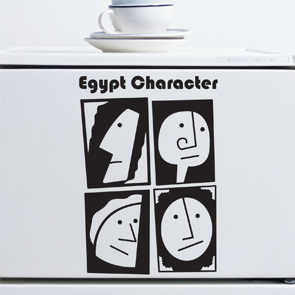 라이프스티커_이집트 캐릭터 1
