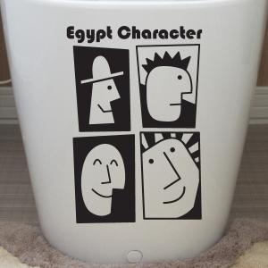 라이프스티커_이집트 캐릭터 3
