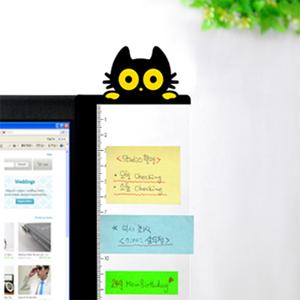 [모니터 멀티보드]애니윙(고양이2)