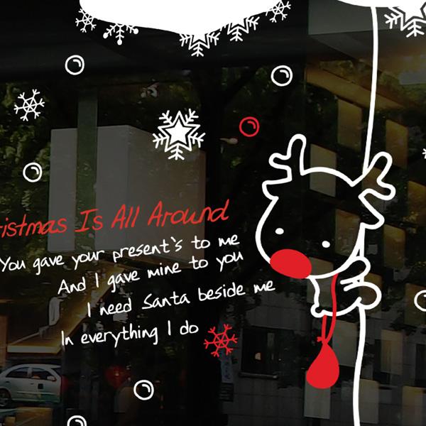 루돌프의 크리스마스 꿈2 (쇼윈도우mini)