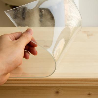 유리대용 투명매트 (두께 3mm)